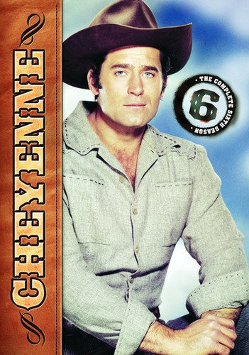 DVD : Cheyenne: Complete Sixth Season