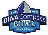BBVA Compass Bowl NCAA Game Jersey Patch (Birminghan, Alabama)