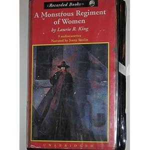 A Monstrous Regiment of Women - Laurie R. King