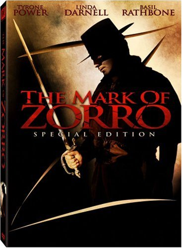 Mark of Zorro [DVD] [1940] [Region 1] [US Import] [NTSC]