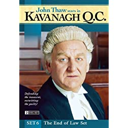 Kavanagh Qc Set Six: The End of Law