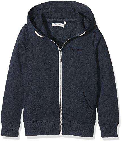 teddy-smith-gelly-jr-sweat-shirt-a-capuche-garcon-bleu-us-navy-chine-fr-12-ans-taille-fabricant-12