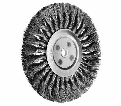 Milwaukee 48-52-2310 5-Inch Standard Twist Knot Wheel