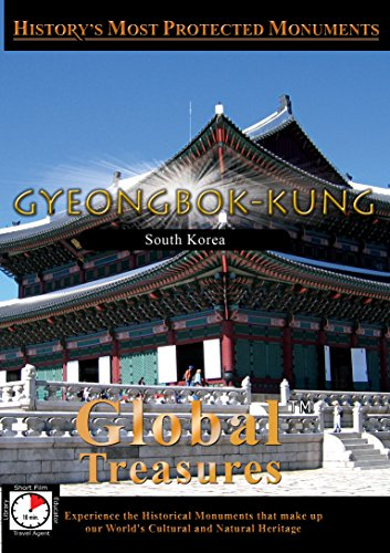 Global Treasures GYEONGBOK-KUNG