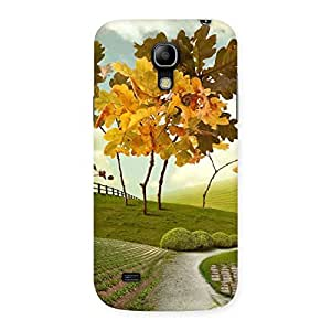 Printed Way Back Case Cover for Galaxy S4 Mini