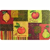 Amazon.com: Fruit & Vegetables - Area Rugs & Pads / Home Décor ...