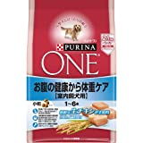 ピュリナワン ドッグ 1-6歳(成犬)室内飼犬用お腹の健康から体重ケア小粒チキン 2.1kg ペット用品 犬用食品(フード・おやつ) ドッグフード(ドライフード・総合栄養食) [並行輸入品]