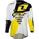One Industries Atherton Jersey Long Sleeve Men's Black/White/Yellow