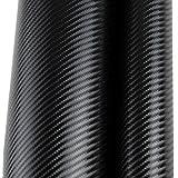"""Orion 4D Carbon Fiber Vinyl Wrap Sticker Air Realease Bubble Free anti-wrinkle 120"""" x 60"""" 10FT x 5FT"""