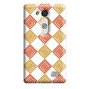 Garmor Autumn Design plastic back cover for LG L Fino -Autumn 5