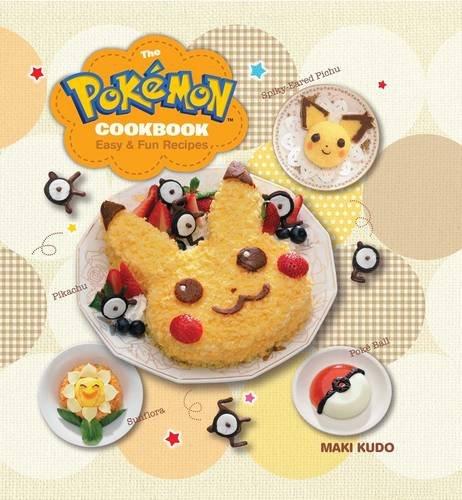 The Pokémon Cookbook: Easy & Fun Recipes (Pokemon) by Maki Kudo
