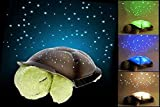 DFS's original TURTLE NIGHT SKY CONTELLATIONS PROJECTOR LAMP Plush Toy + 3 months warranty -- Put your Little Ones to Sleep with Lights and Music.