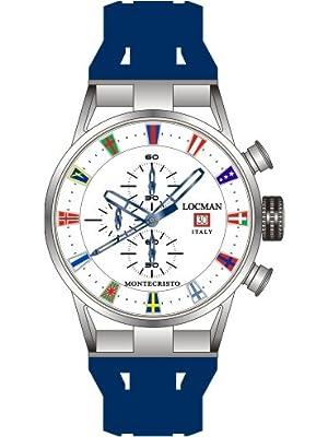Locman Montecristo Yacht Club Chronograph from watchmaker Locman Italy