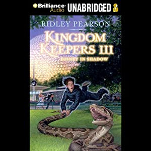 Disney in Shadow: Kingdom Keepers III | [Ridley Pearson]