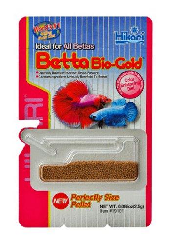 Hikari Betta Bio-Gold Baby Pellets -- 0.088 oz