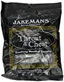 Jakemans 100g Throat and Chest Sweets