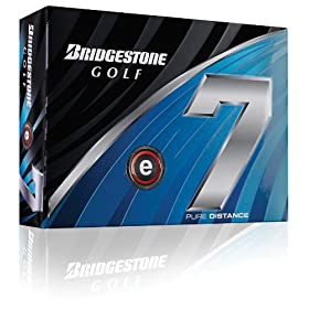 Bridgestone Golf E7 Golf Ball (2011 Model)