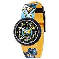 [フリックフラック]FLIKFLAK キッズ腕時計 BATMAN(バットマン) ZFLN057 ボーイズ 【正規輸入品】