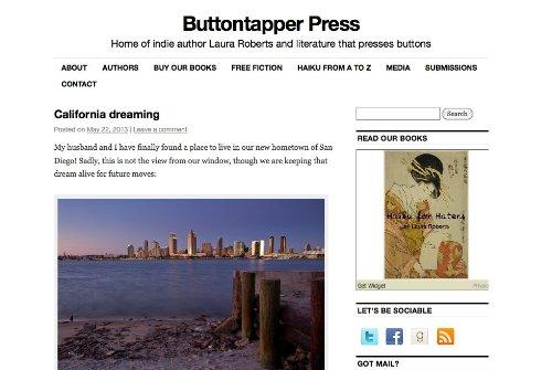 Buttontapper Press