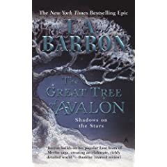 The Great Tree of Avalon 2: Shadows on the Stars by T. A. Barron