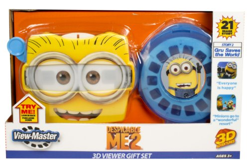 Basic Fun ViewMaster - Despicable Me Gift Set (Story 2) - 1
