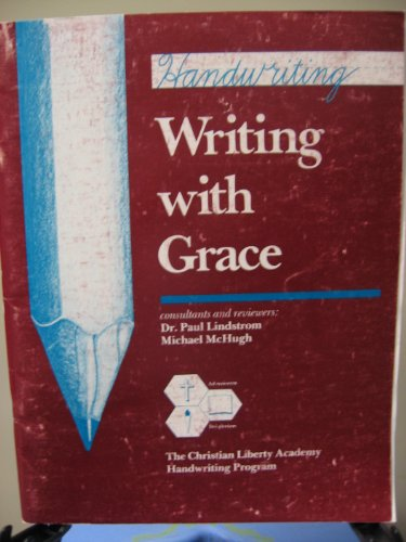 Handwriting: Writing With Grace