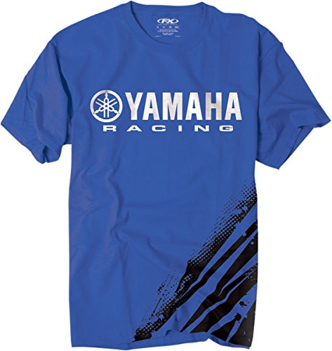 factory-effex-factory-effex-tee-shirt-yamaha-flare-blue-x-large