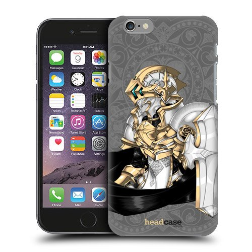 Head Case Designs Astral Knights Protective Snap-on Hard Back Case Cover for Apple iPhone 6 4.7