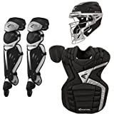 Easton Mako Adult Baseball Catcher's Gear Package by Easton
