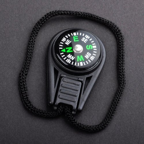 (Price/50 Pcs) Pocket Compass--Zipper Pull Compass