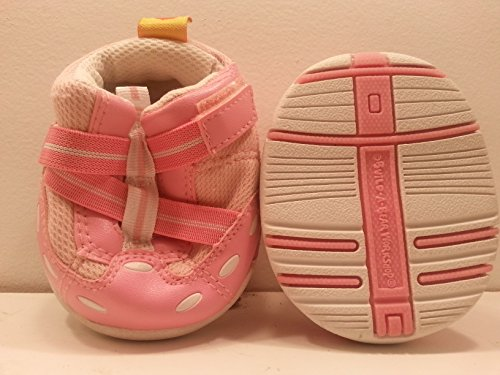 Build A Bear Pink Skechers Sneakers Tennis Shoes - 1