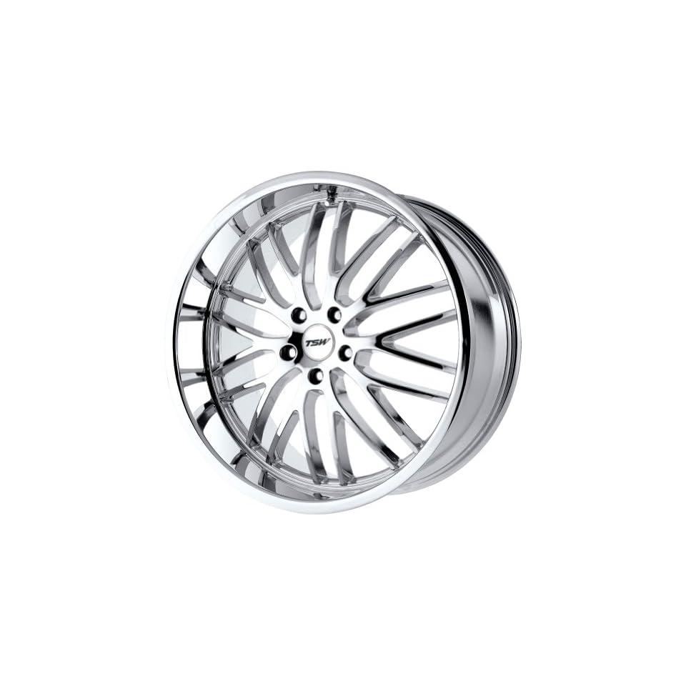 TSW Alloy Wheels Snetterton Chrome Wheel (18x8/5x112mm)