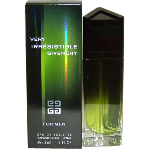 Givenchy Very Irresistible Men Eau De Toilette Spray 50ml