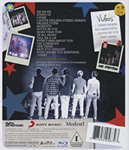 Up All Night: Live Tour [Blu-ray] by Sony Import