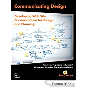Communicating Design: Developing Web Site Documentation for Design and Planning, Mobipocket