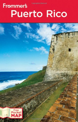 Frommer'S Puerto Rico (Frommer'S Complete Guides)