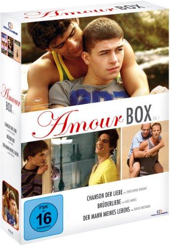 AMOUR Vol. 1 - Box [3 DVDs]