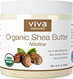 Viva-Naturals-Organic-Shea-Butter-4-oz-Super-Soft-Grade-A-Silky-Smooth-Texture-Suitable-for-All-Skin-Types-and-Perfect-for-DIY-Recipes