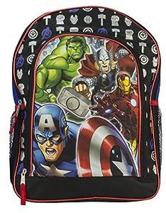Fast Forward Large Marvel Backpack