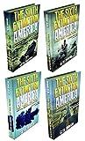 The Sixth Extinction: America - Zombie Omnibus Edition (Books 1 - 4)