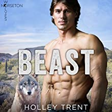 Beast: Norseton Wolves, Book 1 Audiobook by Holley Trent Narrated by Shirl Rae