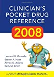 img - for Clinician's Pocket Drug Reference 2008 book / textbook / text book
