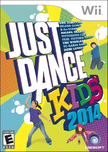 Just Dance Kids 2014 - Nintendo Wii front-916599