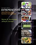 Entrepreneurship and Effective Small Business Management (11th Edition)