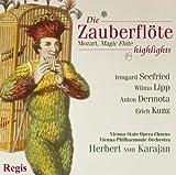 echange, troc  - Mozart : La flte enchante (extraits). Seefried