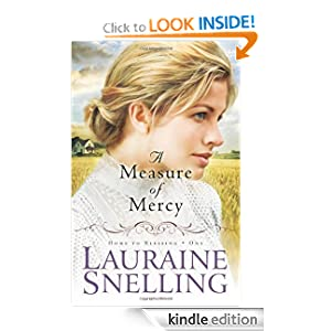 A Measure of Mercy (Home to Blessing Series #1)