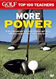 echange, troc Golf Magazine Top 100 Teachers - More Power [Import anglais]