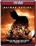 Batman Begins [HD DVD] (Bilingual) [Import]