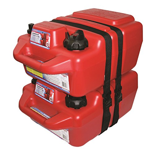 SeaSense SecureStack Six Gallon Fuel Tank (Gallon Gas Tank compare prices)