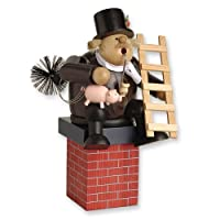 KWO Chimney Sweep German Incense Smoker by KWO